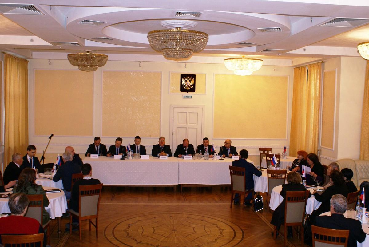 В Тбилиси прошла Пятая отчетно-выборная страновая конференция