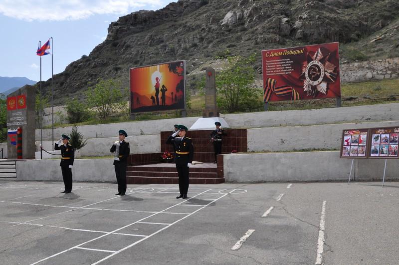 В Армении проведена Эстафета Победы