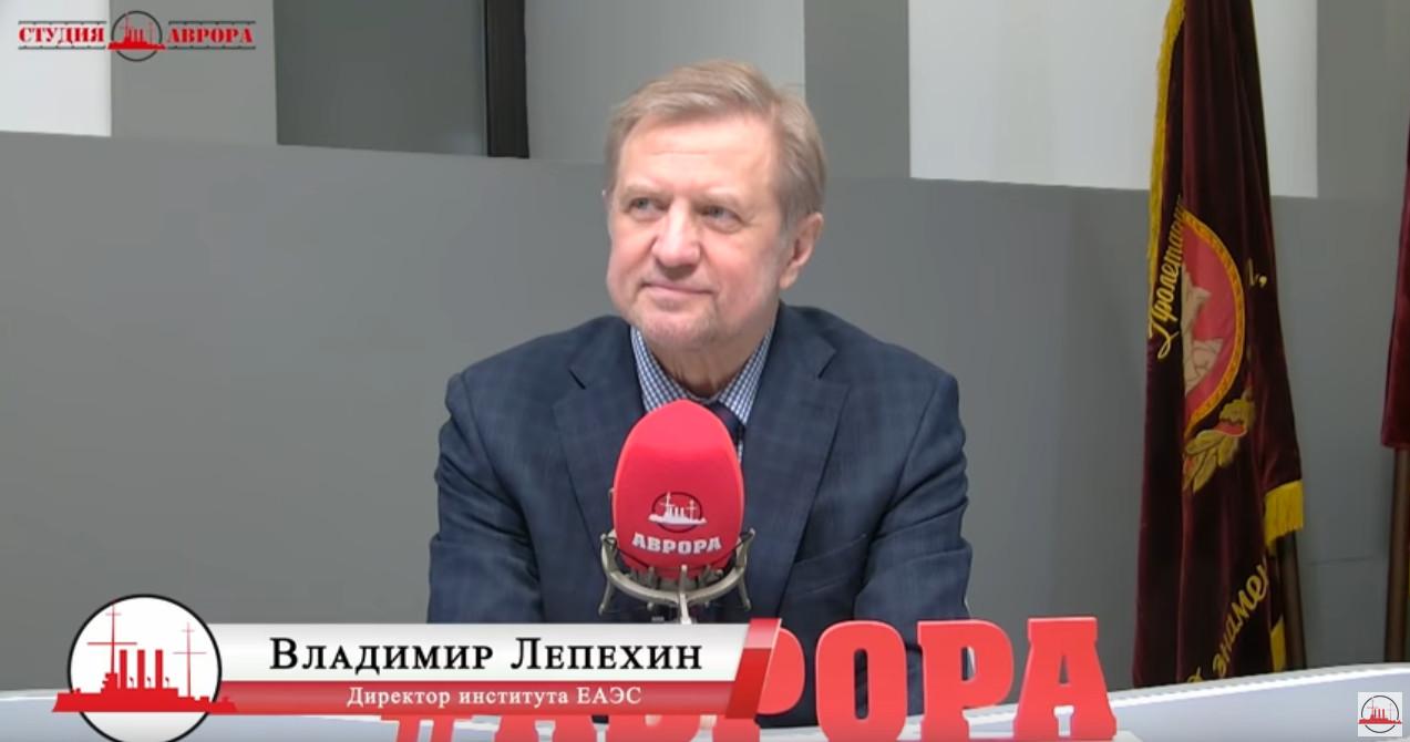 Россия к революции не готова (Владимир Лепехин)